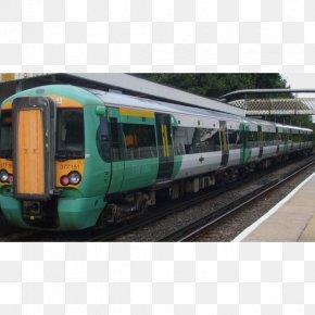 Train - Railroad Car Rail Transport Train Passenger Car Rapid Transit PNG