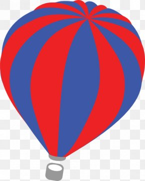 Hot Air Balloon Outline - Airplane Hot Air Balloon Clip Art PNG