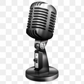 Mic Transparent - Microphone Download Icon PNG