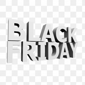 Black Friday - Black Friday 3D Computer Graphics PNG