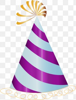 Party Hat Pic - Birthday Party Hat Clip Art PNG