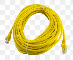 Patch Cable - Patch Cable Twisted Pair Electrical Cable Category 5 Cable Category 6 Cable PNG