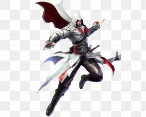 Soulcalibur Iii - Assassin's Creed: Revelations Assassin's Creed II Assassin's Creed: Brotherhood Soulcalibur V Ezio Auditore PNG