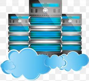 Cloud Computing - Cloud Computing Data Center Cloud Storage Database PNG