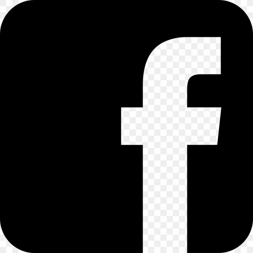 facebook logo vector graphics, png, 980x980px, facebook, black, brand,  cross, instagram download free  favpng.com