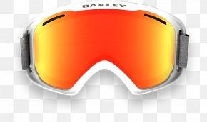 Glasses - Goggles Glasses Oakley, Inc. Gafas De Esquí Skiing PNG