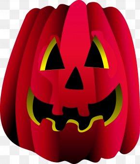 Halloween Pumpkin - Jack-o-lantern Calabaza Halloween Pumpkin Illustration PNG