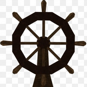 Steering Wheel - Car Ship's Wheel Computer Icons Helmsman PNG
