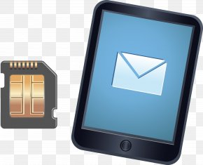 Vector Electronic Material - Technology Icon PNG