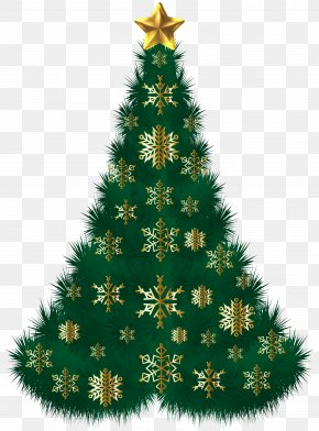 Christmas Tree Clip Art Image - Artificial Christmas Tree Christmas Decoration PNG