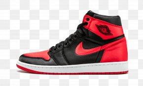 Air Jordan - Air Jordan Satin Shoe Sneakers Nike PNG