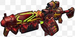 Weapon - Borderlands 2 Weapon Firearm Shotgun PNG