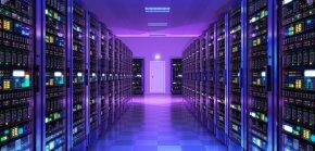 Server - Data Center Cloud Computing Colocation Centre Server Room Information Technology PNG