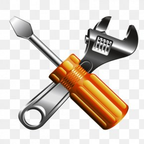 Cartoon Wrench - Wrench Screwdriver Tool Adjustable Spanner PNG