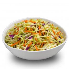 Broccoli - Broccoli Slaw Coleslaw Salad Food PNG