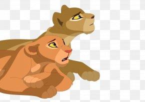 Lion - Lion Sarabi Scar Nala Pixel Art PNG