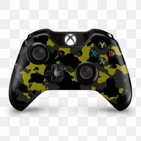 Gamepad - Xbox One Controller Microsoft Xbox One S Game Controllers Xbox 360 Video Game Consoles PNG