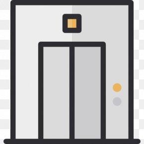 Elevator Door - Elevator Icon PNG