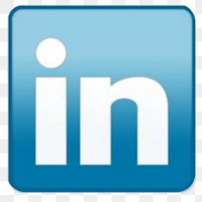Linkedin Icon Hd - Social Media LinkedIn Facebook Professional Network Service Social Network PNG