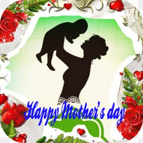 Happy Mother Day - Mother's Day Love Parent Child PNG