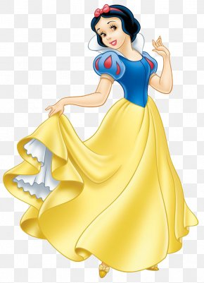 Snow White And The Seven Dwarfs Transparent Image - Snow White Queen Seven Dwarfs Dopey Clip Art PNG