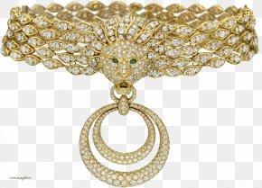 Jewellery - Jewellery Necklace Van Cleef & Arpels Christie's Diamond PNG