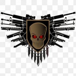 The Expendables Logo - Mercenary Emblem The Expendables Logo Image PNG