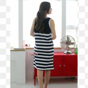 Postpartum Confinement - Waist Cocktail Dress Pattern PNG