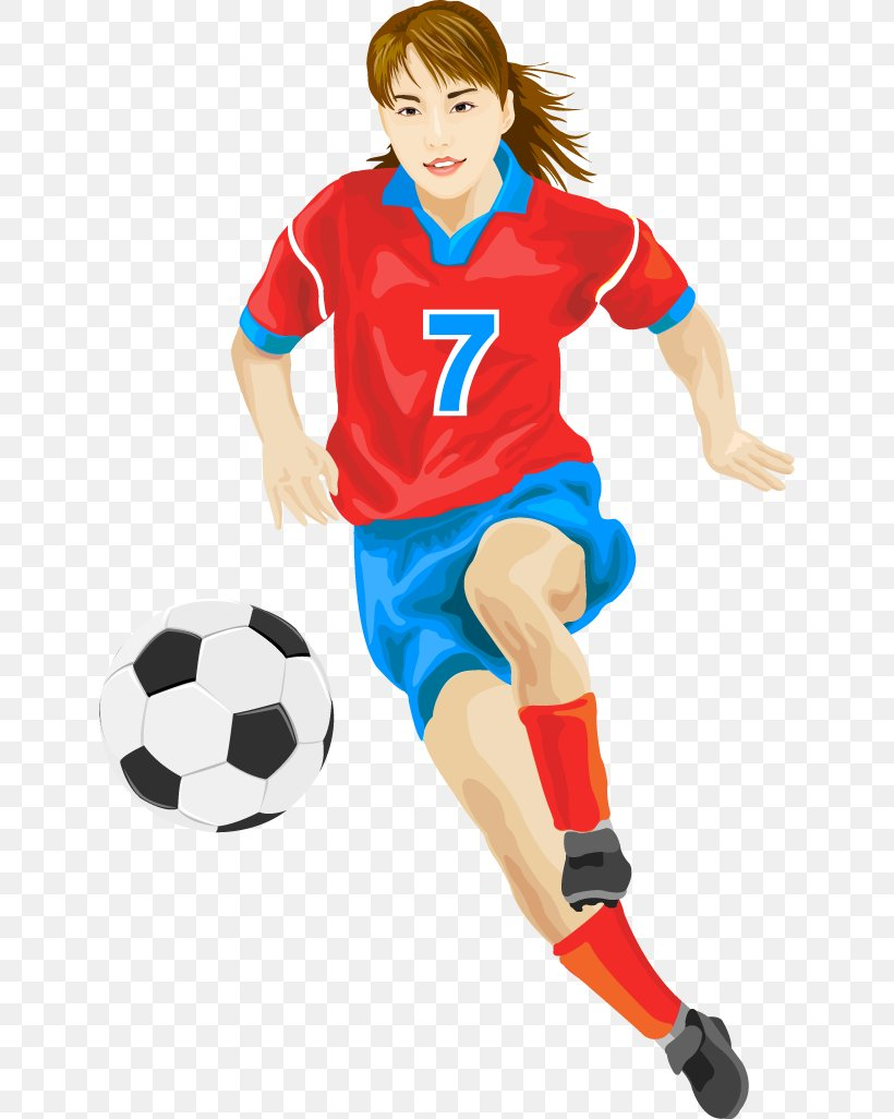 Women's Association Football Team Sport, PNG, 638x1026px, Watercolor,  Cartoon, Flower, Frame, Heart Download Free