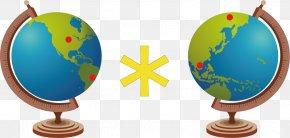 Geography Globe - World Map World Map Drawing Pin PNG