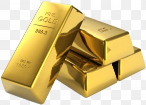 Gold - Bullion Coin Gold Bar Gold As An Investment PNG