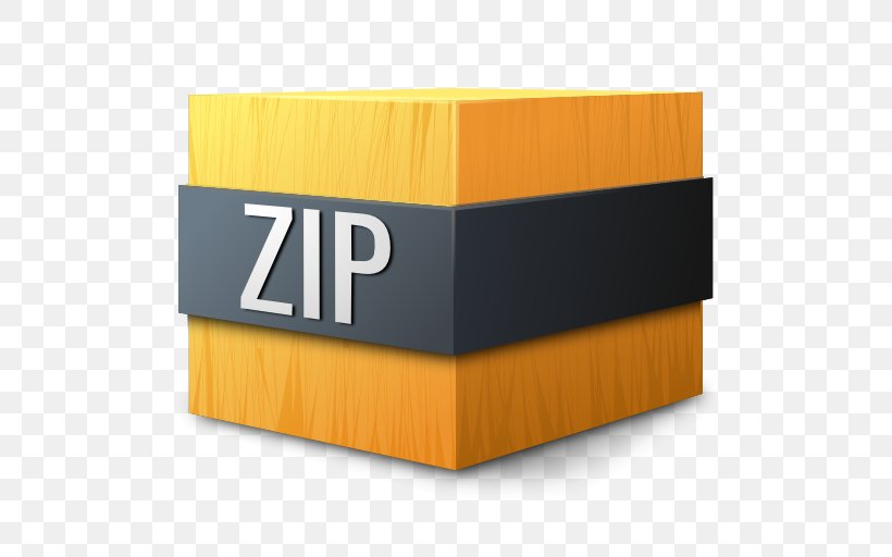 Zip, PNG, 512x512px, Zip, Apple Icon Image Format, Archive, Box, Brand Download Free