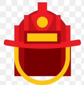 Firefighter Helmet - Firefighter Helmet Icon PNG