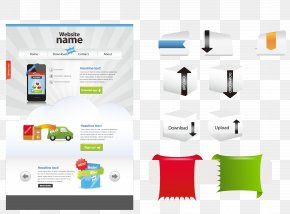 Beautifully Web Design - Responsive Web Design Web Page Web Template PNG