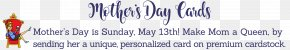 Mother's Day Card - Mother's Day Siblings Day Love E-card PNG