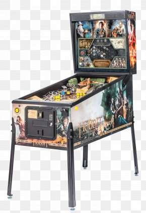 The Hobbit - Jersey Jack Pinball Smaug Stern Electronics, Inc. Arcade Game PNG