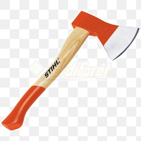 Axe - Axe Hatchet Splitting Maul Tool Stihl PNG