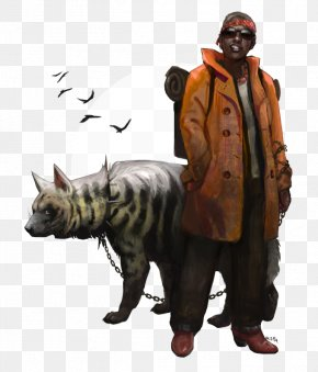Hyena - Outerwear Animal PNG