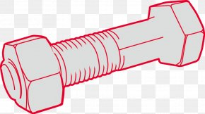 Screw Material - Screw Thread PNG