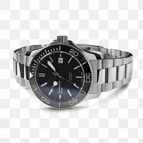 Watch - COSC Diving Watch Christopher Ward Water Resistant Mark PNG