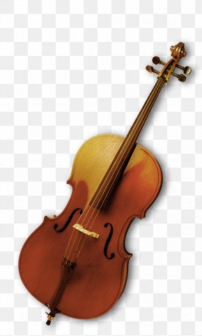 Violin - Bass Violin Musical Instrument Viola PNG