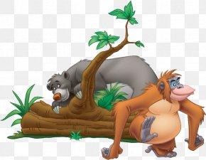 King Louie Image - King Louie Baloo Shere Khan Mowgli PNG