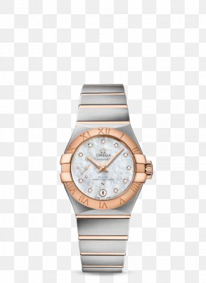 Mechanical - Omega SA Watch Coaxial Escapement Omega Constellation Jewellery PNG