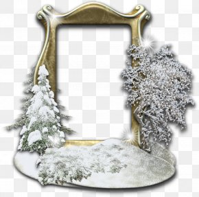 Pearls - Christmas New Year Tree Picture Frames PNG