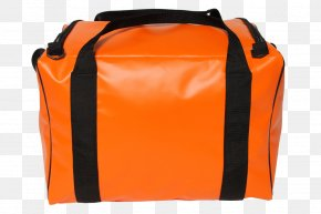 Bag - Bag Orange Hand Luggage Red Yellow PNG
