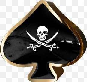Pirate - Jolly Roger Piracy Flag Sword Sabre PNG