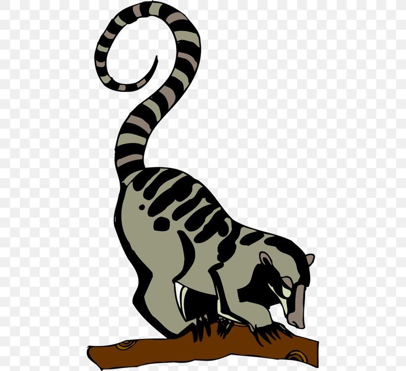 Lemur Cat Free Content Clip Art, PNG, 470x750px, Lemur, Animation, Art, Big Cats, Black And White Download Free