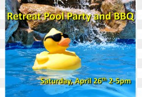 Pool Party - Swimming Pool Party Potluck Infinity Pool PNG