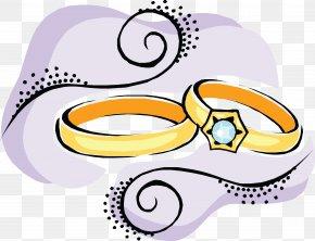 Wedding Ring - Wedding Ring Wedding Ring Diamond Clip Art PNG