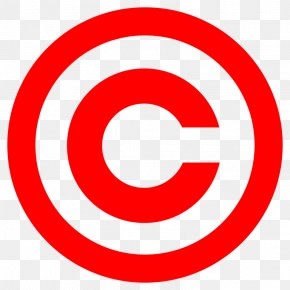 License - Copyright Symbol Intellectual Property Copyright Notice Public Domain PNG